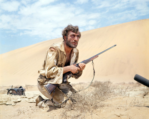 Picture of Nigel Davenport in Sands of the Kalahari
