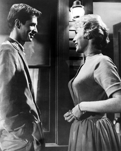 Picture of Janet Leigh in Psycho