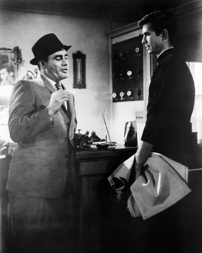 Picture of Anthony Perkins in Psycho