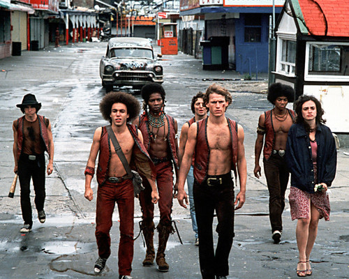 Picture of Michael Beck in The Warriors
