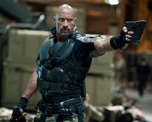 Picture of Dwayne Johnson in G.I. Joe: Retaliation