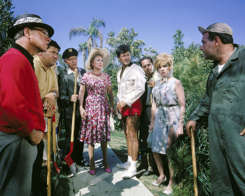 Picture of Mickey Rooney in It's a Mad Mad Mad Mad World