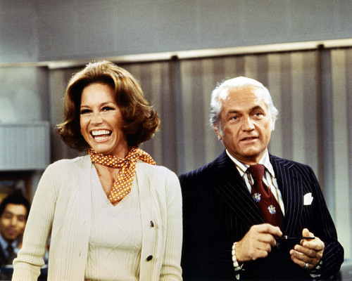 Picture of Ted Knight in Mary Tyler Moore