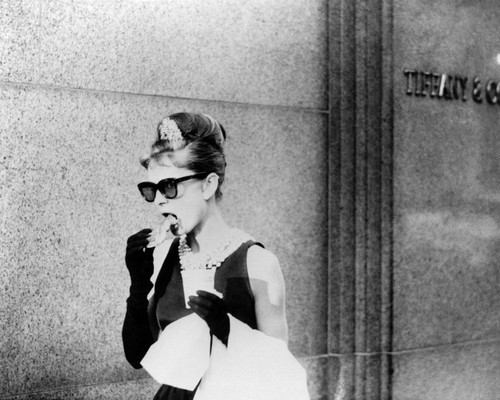 Picture of Audrey Hepburn in Breakfast at Tiffany's