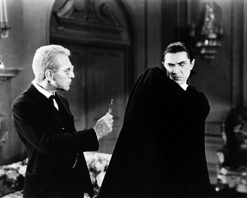 Picture of Bela Lugosi in Drácula