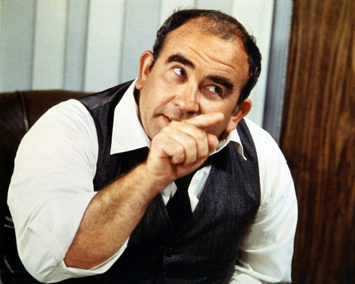 Picture of Edward Asner in Mary Tyler Moore