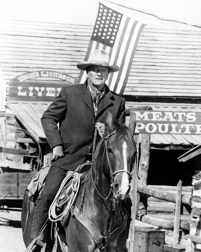 Picture of John Wayne in Chisum