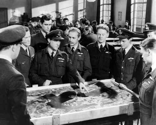 Picture of Richard Todd in The Dam Busters