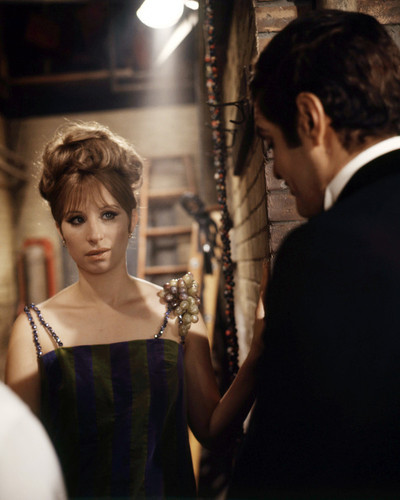 Picture of Barbra Streisand in Funny Girl