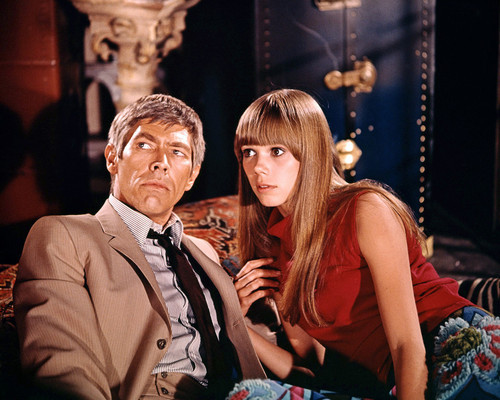 Picture of James Coburn in The President's Analyst