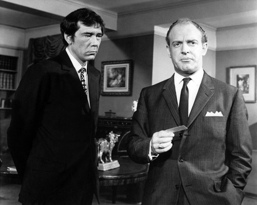Picture of Mike Pratt in Randall and Hopkirk