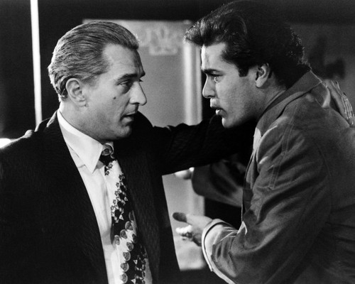 Picture of Robert De Niro in Goodfellas