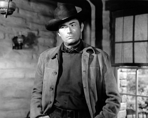 Picture of Gregory Peck in The Bravados