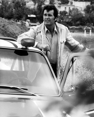 Picture of James Garner in The Rockford Files