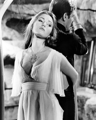 Picture of Jane Seymour in Live and Let Die