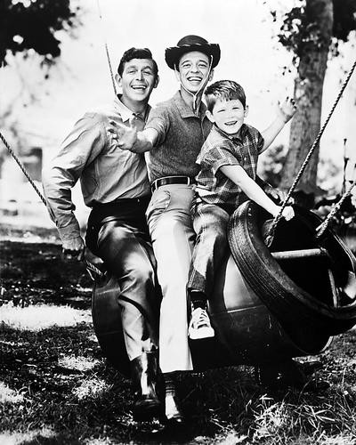 Picture of Andy Griffith in The Andy Griffith Show