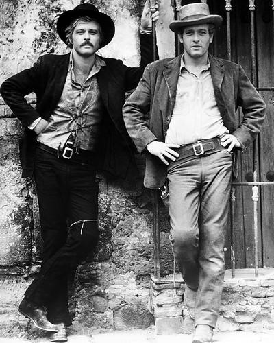 Picture of Paul Newman in Butch Cassidy and the Sundance Kid