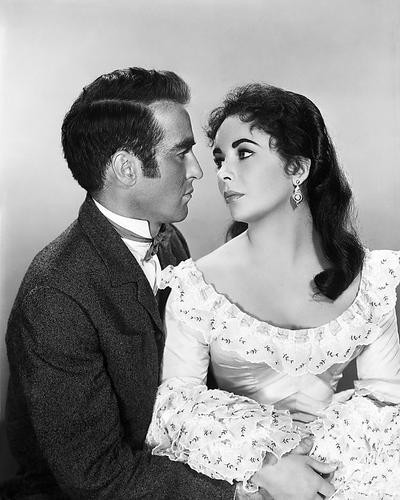 Picture of Elizabeth Taylor in Raintree County