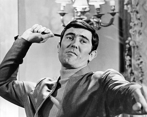 Picture of George Lazenby in On Her Majesty's Secret Service