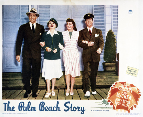 Picture of The Palm Beach Story