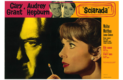 Poster Print of Charade