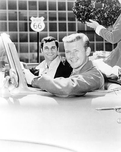 Picture of George Maharis in Route 66