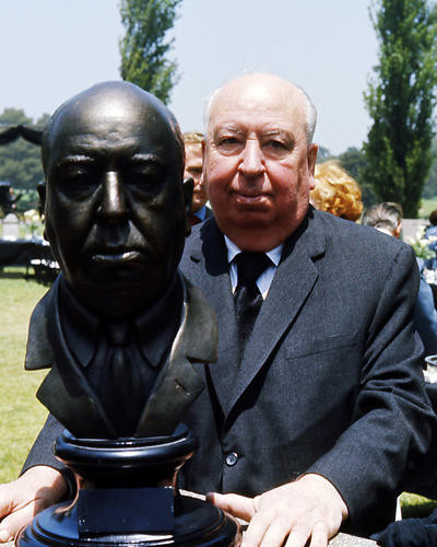Picture of Alfred Hitchcock