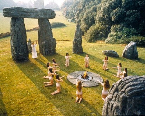 Picture of Ingrid Pitt in The Wicker Man