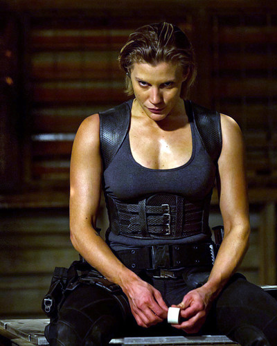 Picture of Katee Sackhoff in Riddick