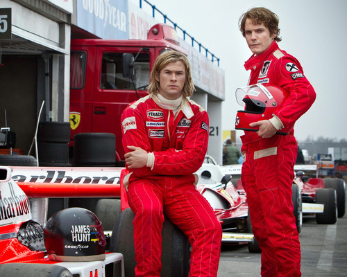 Picture of Chris Hemsworth in Rush