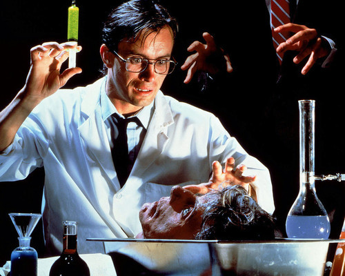 Picture of Jeffrey Combs in Re-Animator