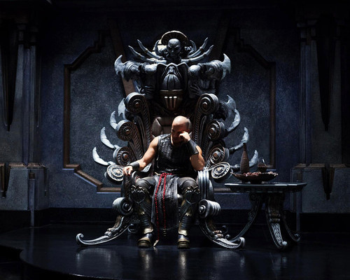 Picture of Vin Diesel in Riddick