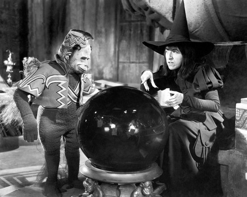 Picture of Margaret Hamilton in The Wizard of Oz