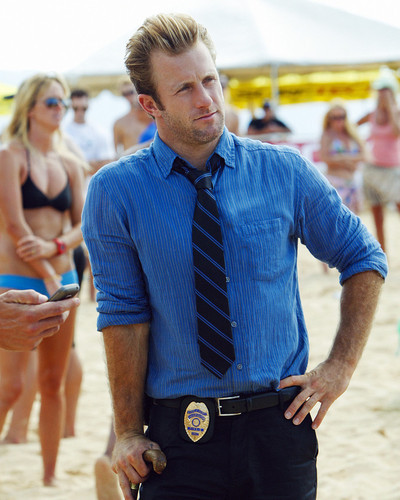 Picture of Scott Caan in Hawaii Five-0