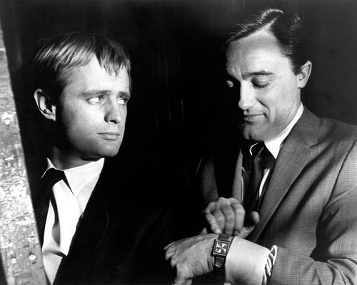 Picture of David McCallum in The Man from U.N.C.L.E.