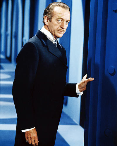 Picture of David Niven in Casino Royale
