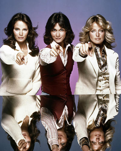 Picture of Farrah Fawcett in Charlie's Angels