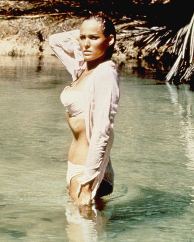 Picture of Ursula Andress in Dr. No