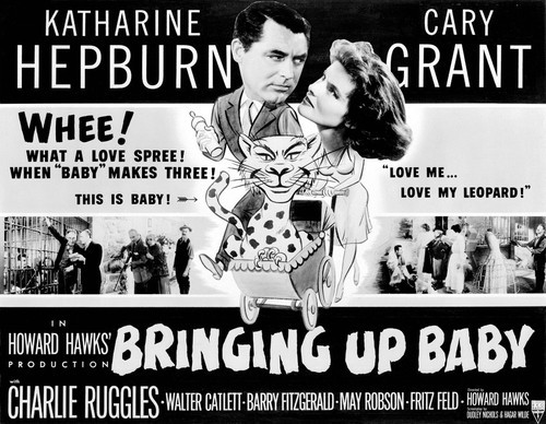 Poster Print of Bringing Up Baby