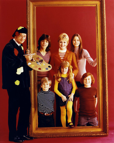 Picture of Shirley Jones in The Partridge Family