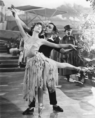 Picture of Gene Kelly in An American in Paris