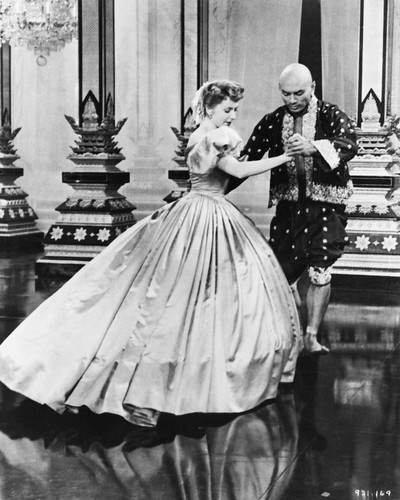 Picture of Deborah Kerr in The King and I