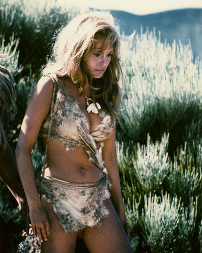Picture of Raquel Welch in One Million Years B.C.