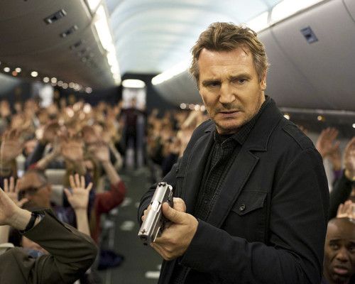 Picture of Liam Neeson in Non-Stop