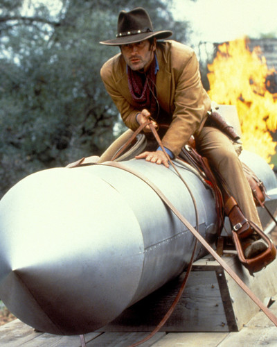 Picture of Bruce Campbell in The Adventures of Brisco County Jr.