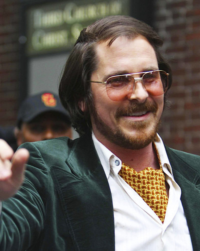 Picture of Christian Bale in American Hustle