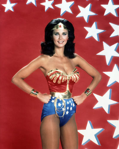 Picture of Lynda Carter in Wonder Woman