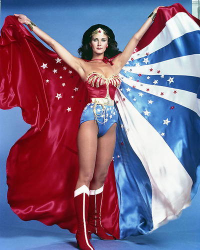 Picture of Lynda Carter in Wonder Woman