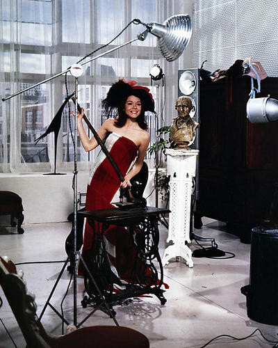 Picture of Diana Rigg in The Avengers