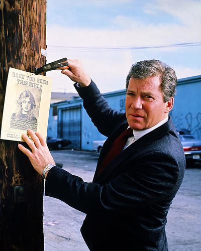 Picture of William Shatner in Broken Angel